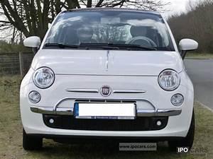 Fiat 500 1 2 : 2009 fiat 500 1 2 lounge car photo and specs ~ Medecine-chirurgie-esthetiques.com Avis de Voitures