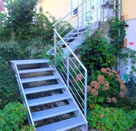 escalier galvanis 233 marches caillebotis metal concept escalier ferronnerie d alsace