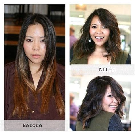279 Best Images About Haircuts And Color Before And After
