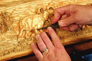 Free photo: Carving, Wood, Mantel, Hands - Free Image on