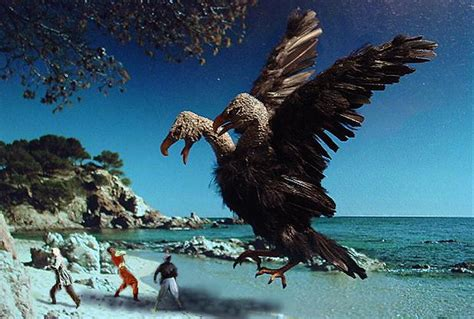 bird giant kaijumatic