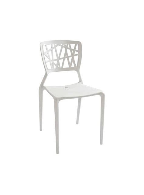 chaise plastique design chaise empilable en plastique design pour bar restaurant