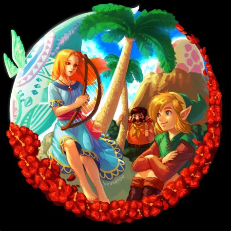 Links Awakening By Bellhenge On Deviantart