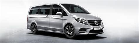 Gambar Mobil Mercedes V Class by Mercedes V Class Jual Mobil Baru