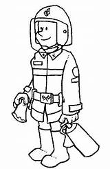 Pages Coloring Jobs Careers Colour Career Printable Getcolorings Tassel Fireman Getdrawings sketch template
