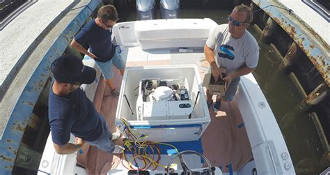 seakeeper gyro stabilizer  smaller boats power