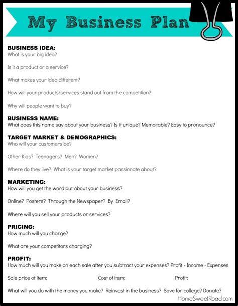 Small Business Plan Template Business Plan Ideas Business Form Templates