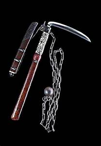 ~Kusarigama~ Blades And Weapons Pinterest