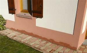 Humidité Mur Extérieur : probl me humidit au bas des murs en cr pi question ~ Premium-room.com Idées de Décoration