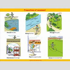 Prepositions Of Movement  My English Corner