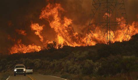 home ready  wildfire santa monica mountains