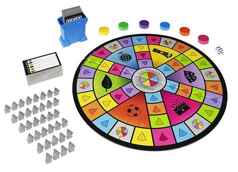 hasbro gaming trivial pursuit party game jeu de