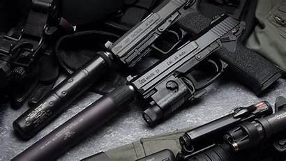 Pistol Koch Heckler Gun 4k Guns Wallpapers