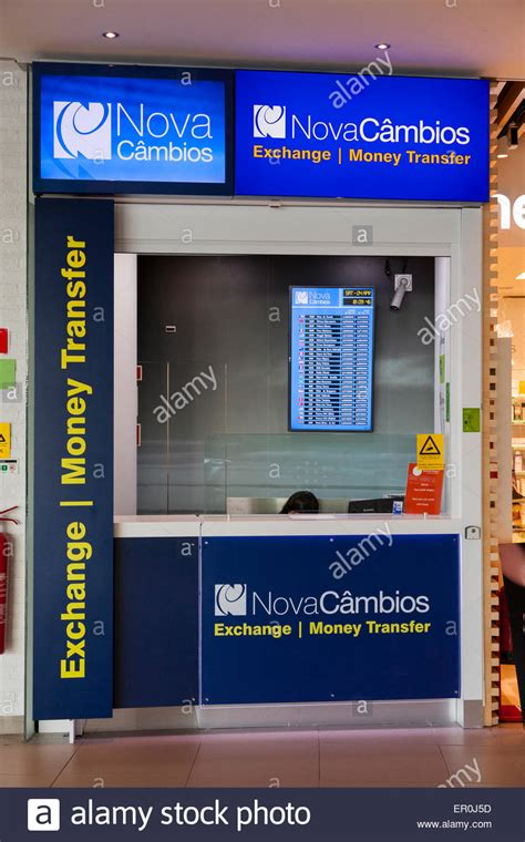 bureau de change evry bureau de change office operated by cambios novac 226 mbios stock photo royalty free image