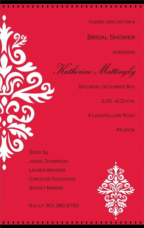 Event invitation cards (With images) Event invitation