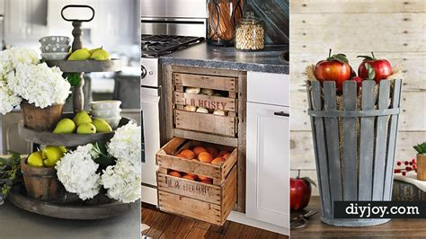 Kitchen Wall Decorating Ideas Photos - 31 diy farmhouse decor ideas for your kitchen