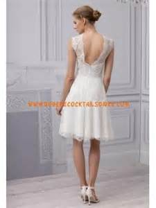 robe mariage civil courte chic on
