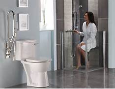 Disabled Bathroom by Disability Bathrooms Roseland Bathrooms