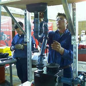 Gf Piping Systems Supports International Ua Apprenticeship