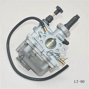 New Carb For Suzuki Lt80 Lt 80  Carburetor Carb Quadsport