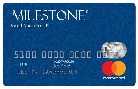 milestone mastercard  choice  card image