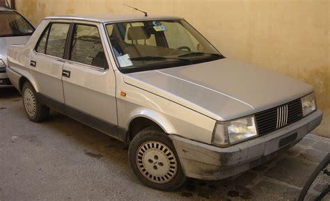 Fiat Regata by File Fiat Regata Front Quarter Jpg