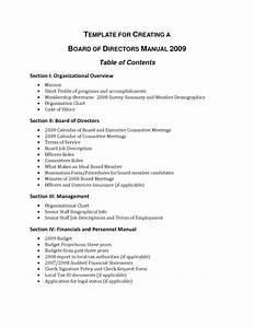 board member application template - template non profit organizational chart template