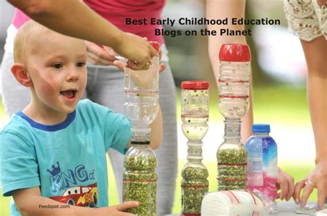 top  early childhood education blogs websites
