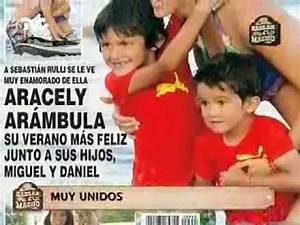 Aracely Arámbula en Portada de la Revista ¡Hola! (HM ...