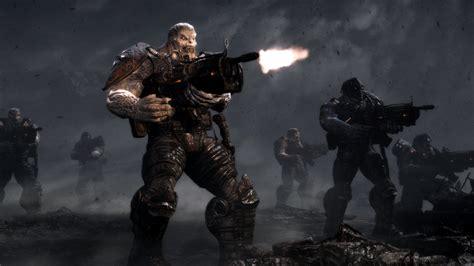 First Gears Of War 3 Trailer Gamersyde