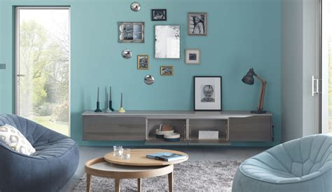 meuble de salon contemporain extension cuisine dialogue