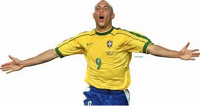 Ronaldo Render Brazil 1998 Football Footyrenders