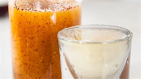 tequila shots  sangrita chasers recipe nyt cooking