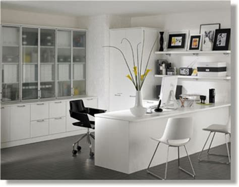 Contemporary Home Office Furniture  Design Bookmark #14565