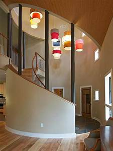 11 Wooden Staircase Ideas DIY Wall & Ceiling Decorating