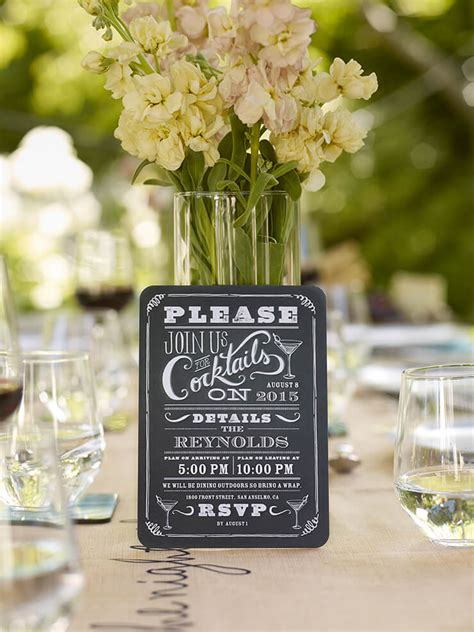 easy cocktail party ideas  themes shutterfly