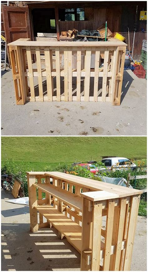 best and easy diy wood pallet upcycling ideas pallet