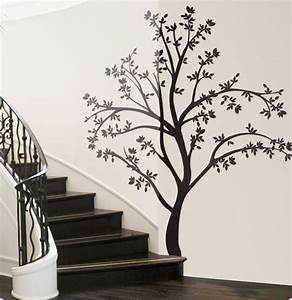 Wall art designs top tree decal stickers for