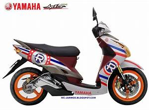 Modifikasi Yamaha Mio Sporty  Mio Matic Terkeren