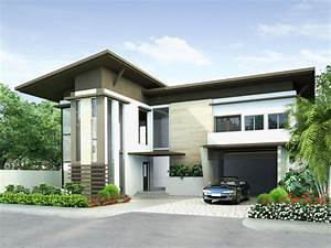 Modern House Plans Series : PHP