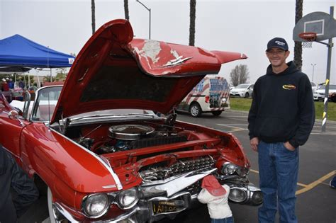 Auto Fanatics Use Orcutt Car Show To Help Raise Funds To