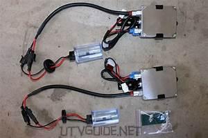 Hid Replacement Lights Kawasaki Teryx