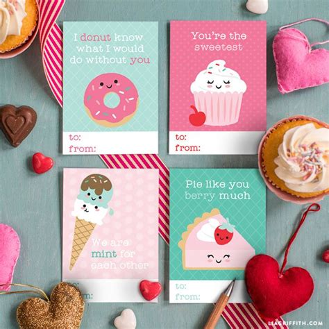 This year is going to be different, darn it! Sweet Kid's Valentine's Day Cards   Valentine's cards for ...