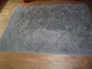 Teppich Langflor Grau : langflor teppich grau wei g nstig zu verkaufen in ~ Lateststills.com Haus und Dekorationen