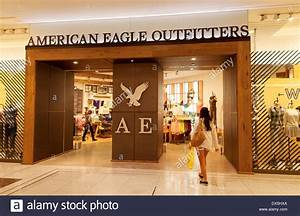 American Eagle Outfitters store shop Dubai Mall Dubai UAE United Stock Photo 67735986 - Alamy