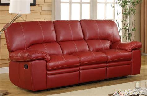 20 Photos Dark Red Leather Sofas Sofa Ideas