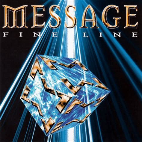 Message - Fine Line | Releases, Reviews, Credits | Discogs