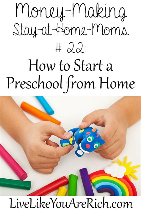 how to make money by starting a preschool from home live 792 | Preschool1