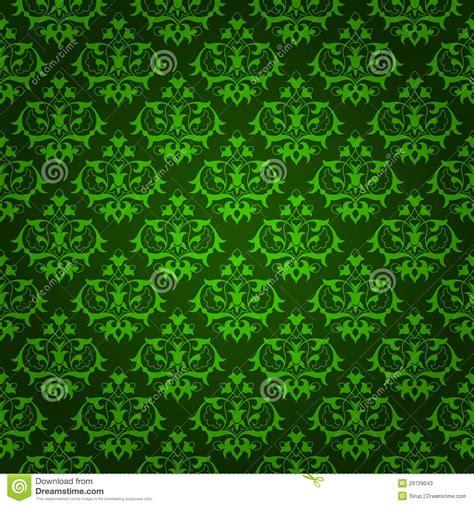 Elegant Green Floral Background Stock Photos Image: 29729043