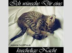 Gute Nacht Grusskarten Bild Facebook BilderGB Bilder